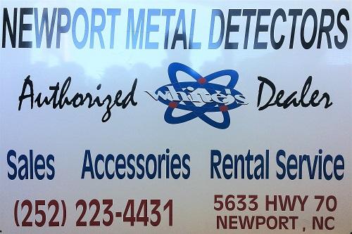 NEWPORT METAL DETECTOR